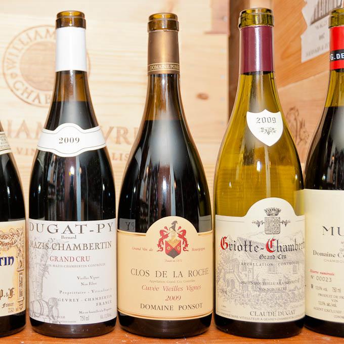 Retour sur la dégustation de rêve de Bourgogne 2009 _ALB2156_paulee