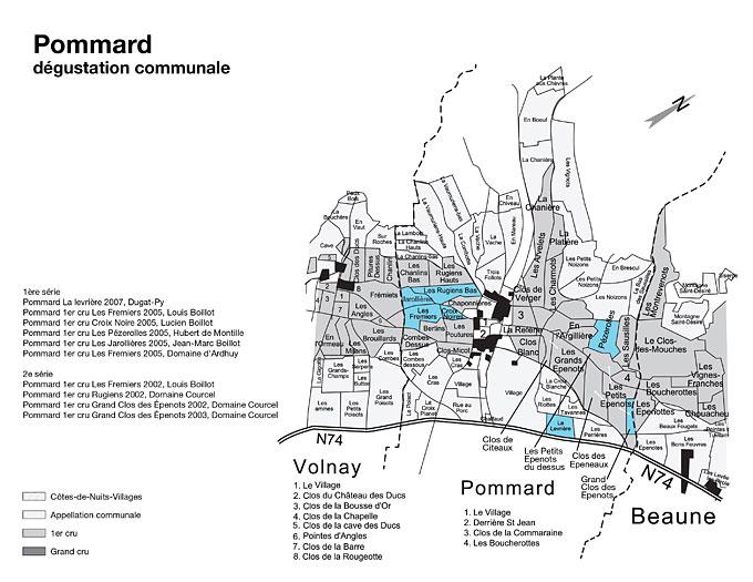 Commune de Pommard. - Page 2 Pommard